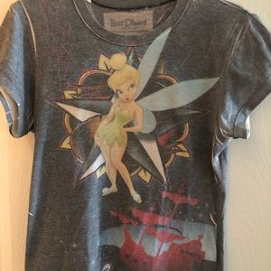 Tinker Bell t-shirt. Good condition.